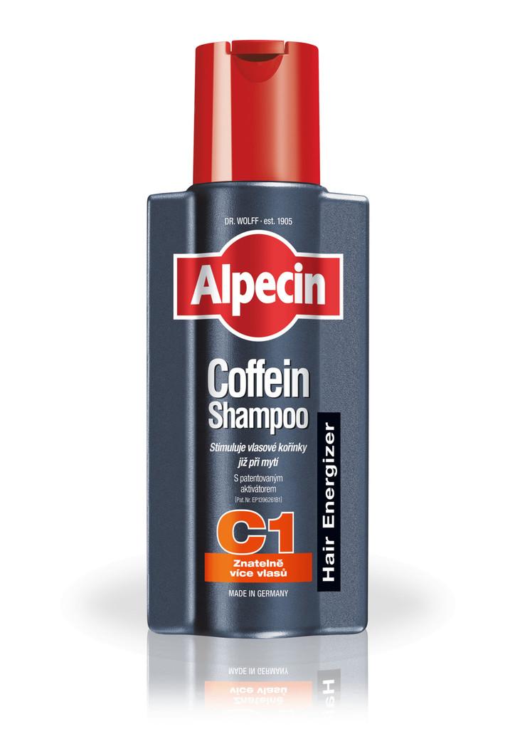 Recenze Alpecin Energizer Coffein Shampoo C1 250 ml