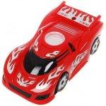 Antigravitační auto červené