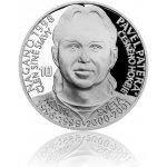 Česká mincovna Stříbrná mince Legendy čs. hokeje Pavel Patera proof 29 g