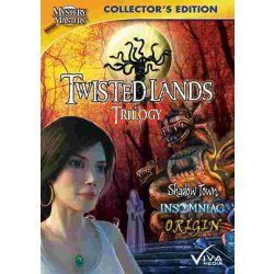 Twisted Lands Trilogy (Collector's Edition)