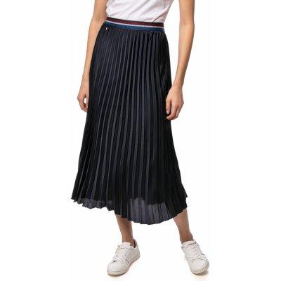 Heavy Tools dámská plisovaná midi sukně Naviga modrá