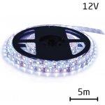 TIPA LED pásek 12V 3528 60LED/m IP20 4.8W/m bílá studená