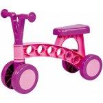 Rappa odrážedlo rolocykl růžové fialové