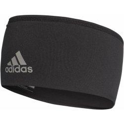 Adidas Sportovní čelenka HEADBAND WIDE černá od 239 Kč - Heureka.cz 14b8c18b28