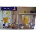 Luminarc Long drink Monaco 250ml 6ks