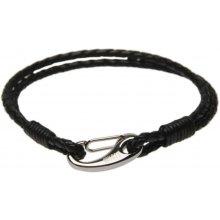 Storm Náramek Jax Wrap Black 9980613/BK
