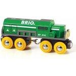 lokomotiva dopravní zelená