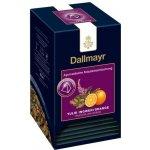 Dallmayr Ajurvédský čaj Zázvor Pomeranč 20 pyramidových sáčků