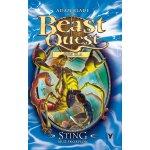 Sting, muž škorpion - Beast Quest 18 - Adam Blade