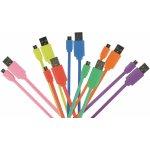 Valueline VLMP60410L1.00 USB 2.0 typ A - micro USB typ B, 1m, modrý