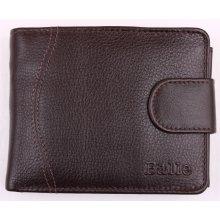 Balle New peněženka 7018 hovězina tmavě hnědá