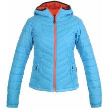 Hi-tec LADY ARNE dámská zimní bunda modrá