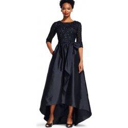 Adrianna Papell luxusní třpytivé společenské šaty s rozšířenou sukní černá f8982e14dd