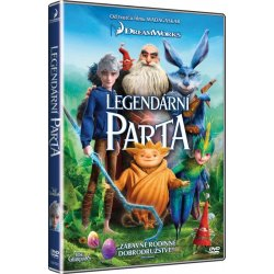 LEGENDÁRNÍ PARTA DVD