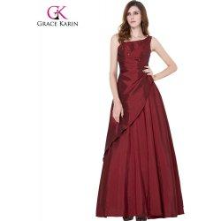 5f270f49450 Grace Karin společenské šaty dlouhé CL6078 červená alternativy ...