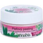 Bione Pleťový peeling Bio Cannabis 200 g