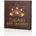Iswari Bio Raw čokoláda Vanilla a lucuma 75 g