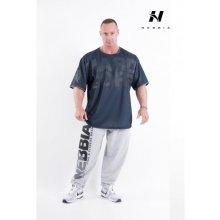 Nebbia HardCore tričko 303 Černá