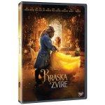 Kráska a zvíře nové filmové zpracování DVD