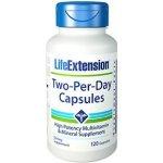 Life Extension Two Per Day, 120 kapslí