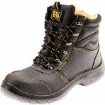Pracovní obuv BLACK KNIGHT zimní kotník S3CI
