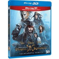 Piráti z Karibiku: Salazarova pomsta 2D+3D BD