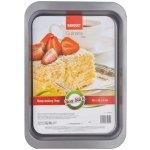 Banquet plech pečící hluboký 42x29x5 cm Culinaria Red