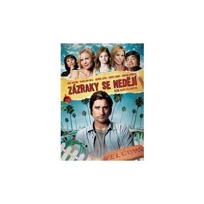 Zázraky se nedějí / Henry Poole Is Here - DVD