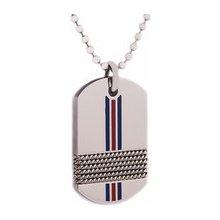 582696438 Pánský náhrdelník z chirurgické oceli Tommy Hilfiger TH2700770