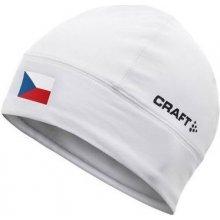 Čepice s českou vlajkou CRAFT Light Thermal