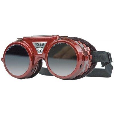 Vorel Brýle svářečské GSM polybag TO-74411-CMPS