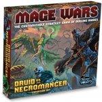 Arcane Wonders Mage Wars: Druid vs. Necromancer