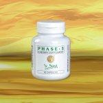 Dr.Nona Phase 3 Fáze 3 na štítnou žlázu a slinivku 60 tablety