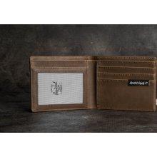 Herschel Supply Co Hank Leather wallet Nubuck Leather