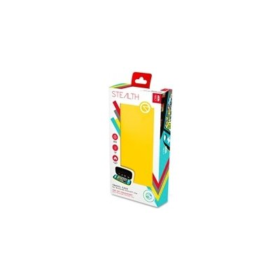 Stealth Travel Case Yellow Switch