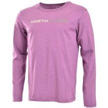 Northfinder Pánské triko CREW fialové / TR-3119SI 342