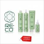 RECO Green Light šampon 300 ml + olej 250 ml + krém 250 ml + sérum 50 ml dárková sada
