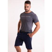 Tommy Hilfiger pánské pyžamo krátké vícebarevné 8b3256e5dd