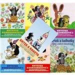 Krtek a raketa+Krtek a kalhotky+Krtkova dobrodružství 1.-5. díl - kolekce 7 DVD