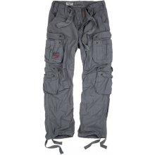 Surplus Kalhoty Airborne Vintage šedé
