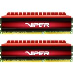 Patriot Extreme Performance Viper 4 DDR4 8GB (2x4GB) 3000MHz CL16 PV48G300C6K