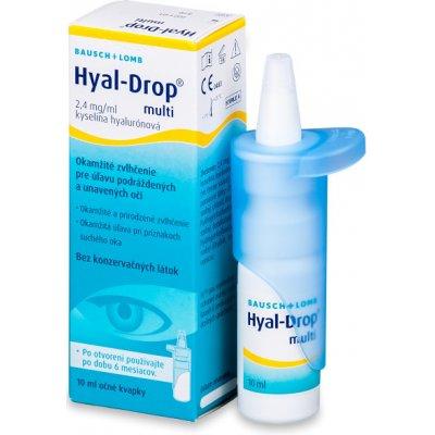 Bausch & Lomb Hyal-Drop Multi 10 ml