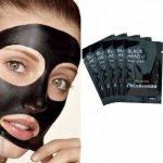 Pilaten Black Head černá slupovací maska (Black Head Remover) 6 g