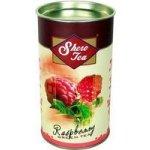 SHERE sypaný zelený čaj Raspberry malina 120 g