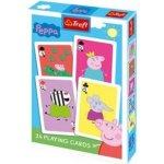 Trefl Hrací karty: Peppa Pig