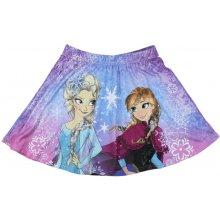 E plus M Dívčí sukně Frozen fialová