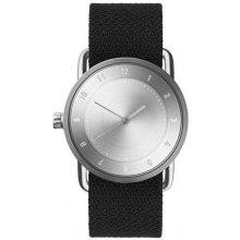 TID Watches No.2 36 / Coal Twain Wristband
