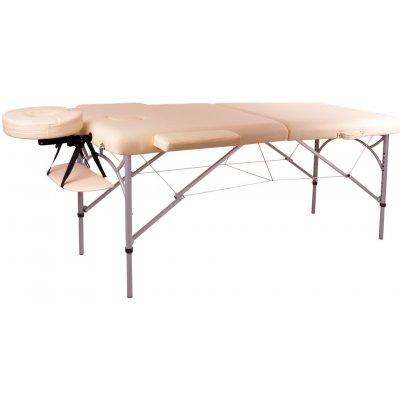 inSPORTline Tamati masážní stůl 2-dílný hliníkový