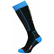 Blizzard Skiing ski socks junior black/blue