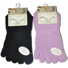 WiK Prstové ponožky 48020 Wellness Socks fialová bb7883a458